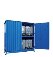 Miljöcontainer Thermo WSC-T-E.2-35