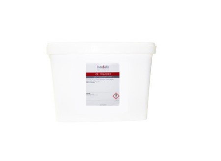 Issmältning Ice Cracker, flingor, 15kg/hink