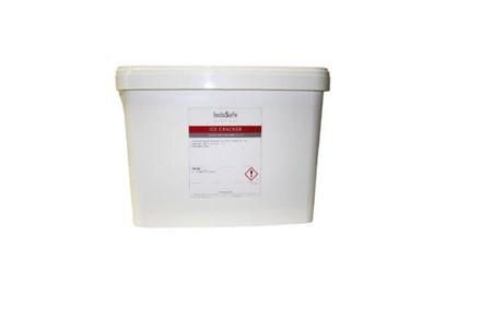 Issmältning Ice Cracker, pellets, 15kg/hink